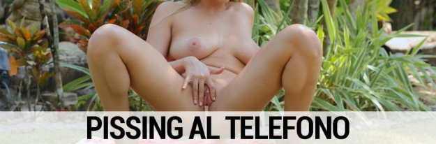 telefono erotico pissing