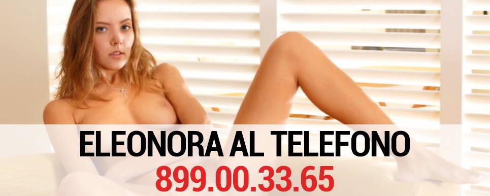 eleonora-giovanissima-telefono