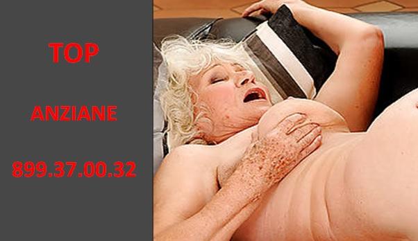 numeri erotici anziane