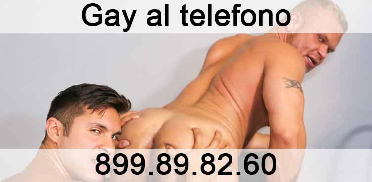 gay al telefono