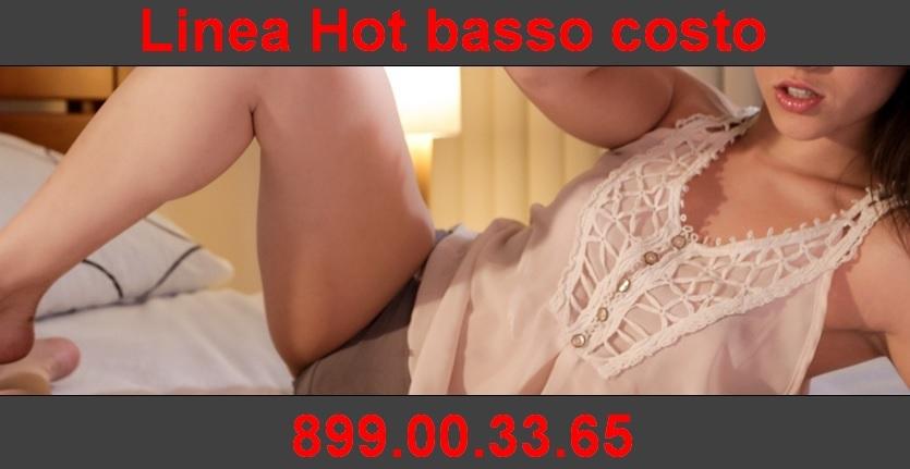 Linea-hot-a-basso-costo