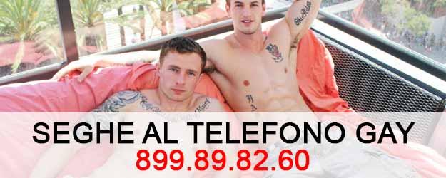 seghe al telefono gay 11 - Masturbazione al telefono gay